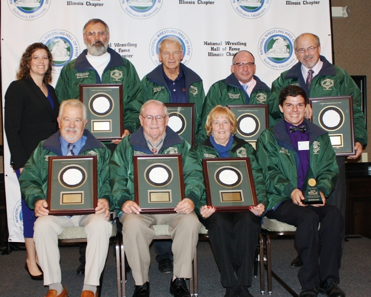 National Wrestling Hall of Fame - Illinois Chapter Honors